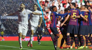 ¿Dónde, cuándo y cómo ver el Real Madrid vs Barcelona de la Copa del Rey?