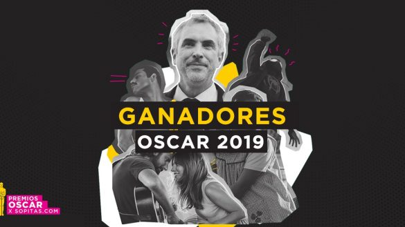 Estos son los todos los ganadores de los premios Oscar 2019