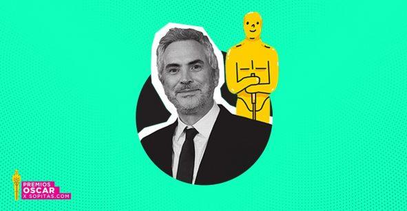 ¡El mexicano Alfonso Cuarón se lleva el Oscar 2019 a Mejor Director por 'ROMA'!