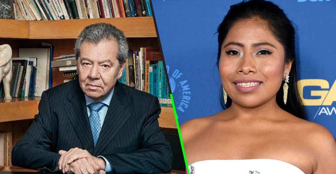 Porfirio Muñoz Ledo dice que Yalitza Aparicio 'no lo hubiera logrado hace 50 años'...