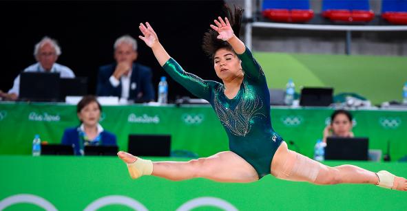 ¡Orgullo mexicano! Alexa Moreno clasifica a la Final del Mundial de Gimnasia Artística 🇲🇽