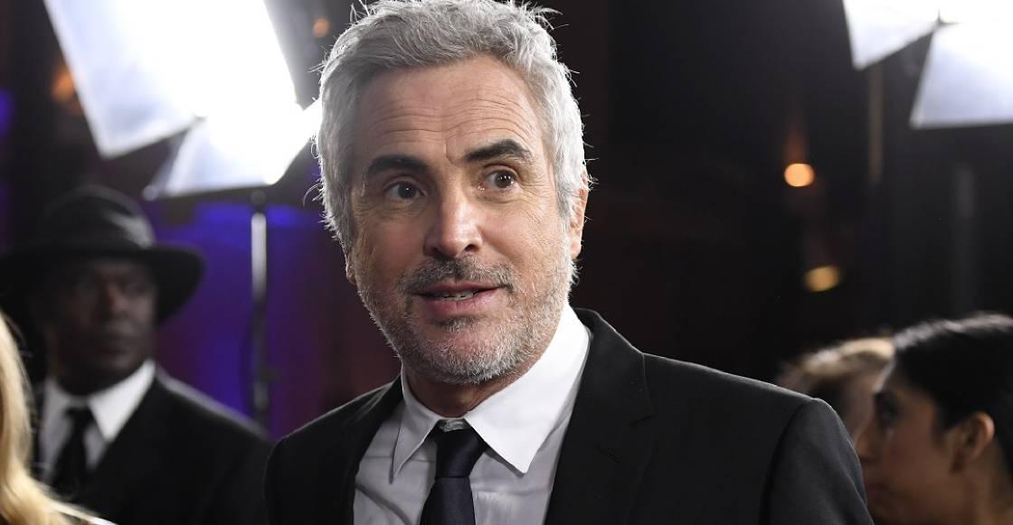 ¡Grande! Alfonso Cuarón se lleva cuatro premios BAFTA 2019