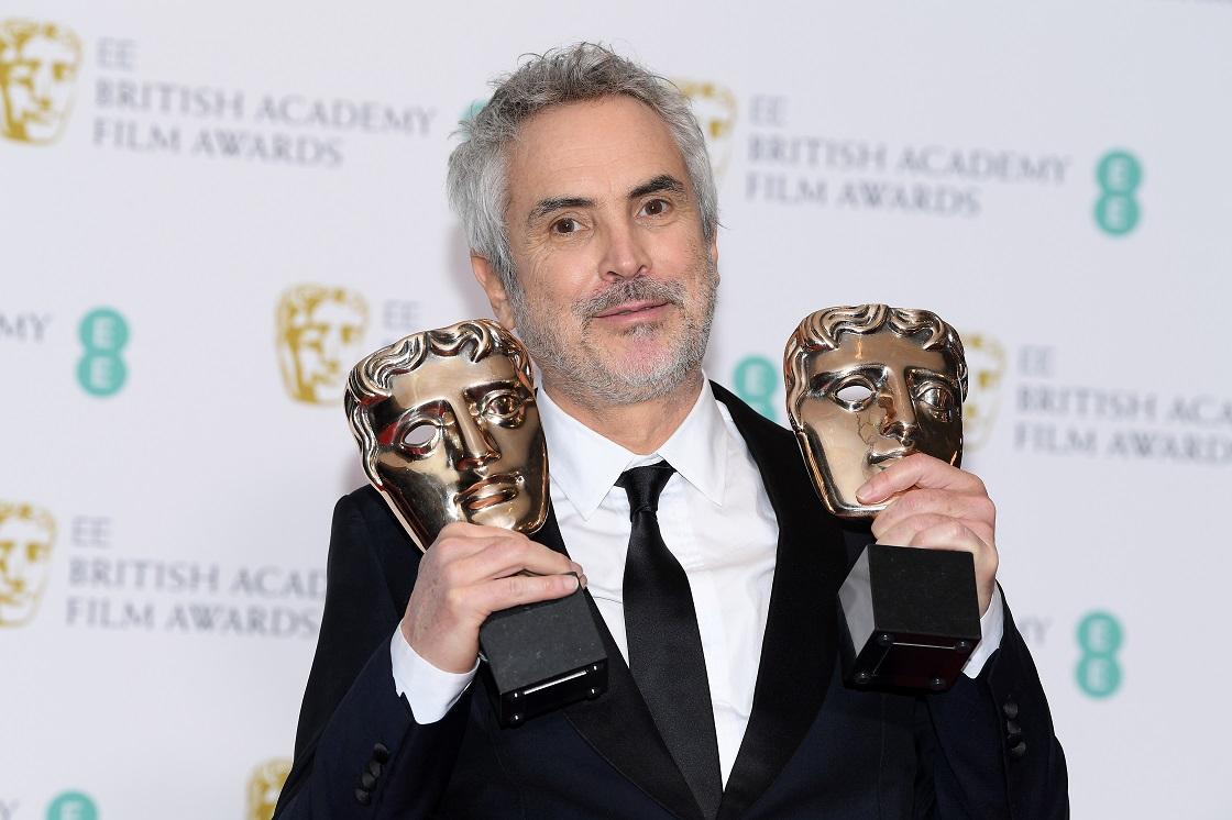 Alfonso Cuarón - BAFTAs
