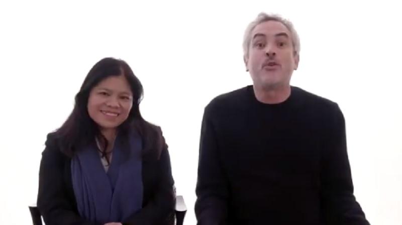 Alfonso Cuarón celebra inicio de Programa Piloto del IMSS para trabajadoras del hogar
