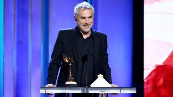 Alfonso Cuarón - Independent Spirit Awards