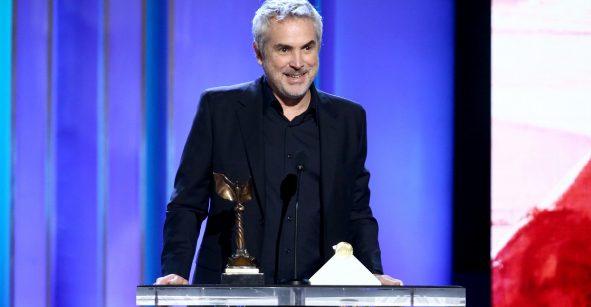 Cuarón va con todo: ¡ROMA gana como Mejor Película Extranjera en los Spirit Awards!