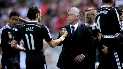 Ancelotti revela que su divorcio con el Madrid surgió por sacar a Bale en un partido