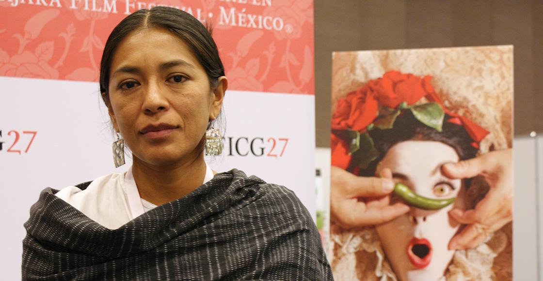 ¡Paisana Yalitza! Ella es Ángeles Cruz, la talentosa directora y actriz de Talxiaco, Oaxaca