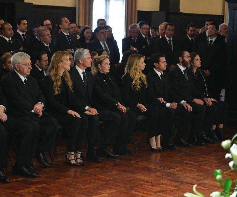 Y a todo esto, ¿quién es la supuesta novia de Peña Nieto?