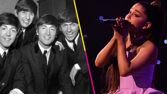 ¿Quééééé? Ariana Grande supera a The Beatles en los Billboard Hot 100