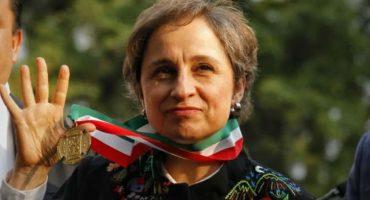 Aristegui obtiene amparo en juicio por daño moral, SCJN
