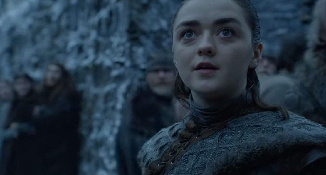 Game of Throne - Teaser con Arya Stark
