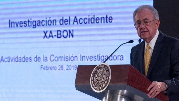 Este es audio del accidente de helicóptero en Puebla en el que murió Martha Erika Alonso