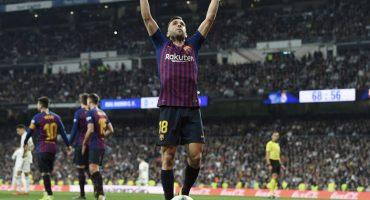 ¡Finalista! Barcelona goleó al Real Madrid en el Bernabéu y avanzó en la Copa del Rey