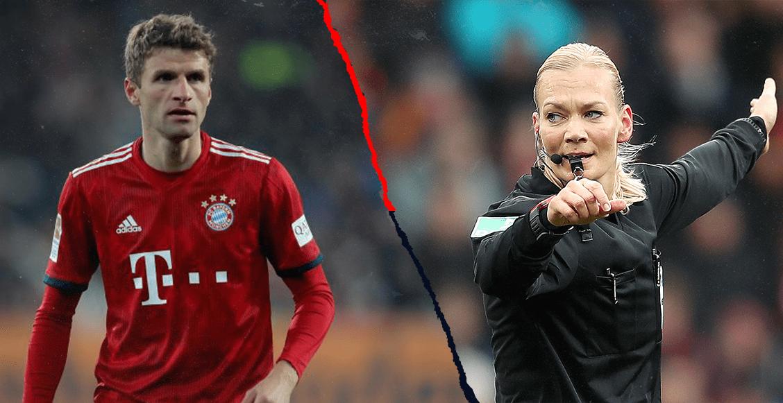 La TV de Irán canceló la transmisión del juego del Bayern porque el árbitro era mujer