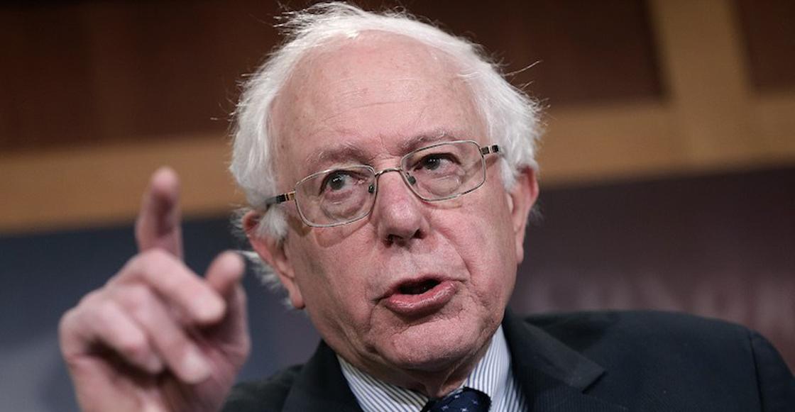 Bernie Sanders irá otra vez por presidencia de EEUU, se apunta para 2020