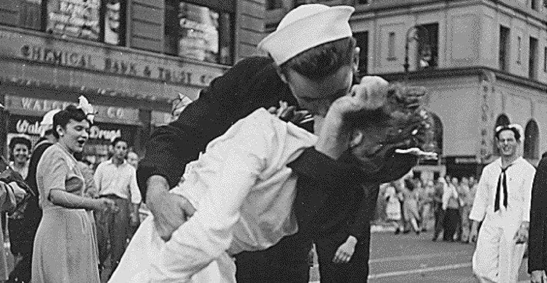 beso-nueva-york-marinero-enfermera