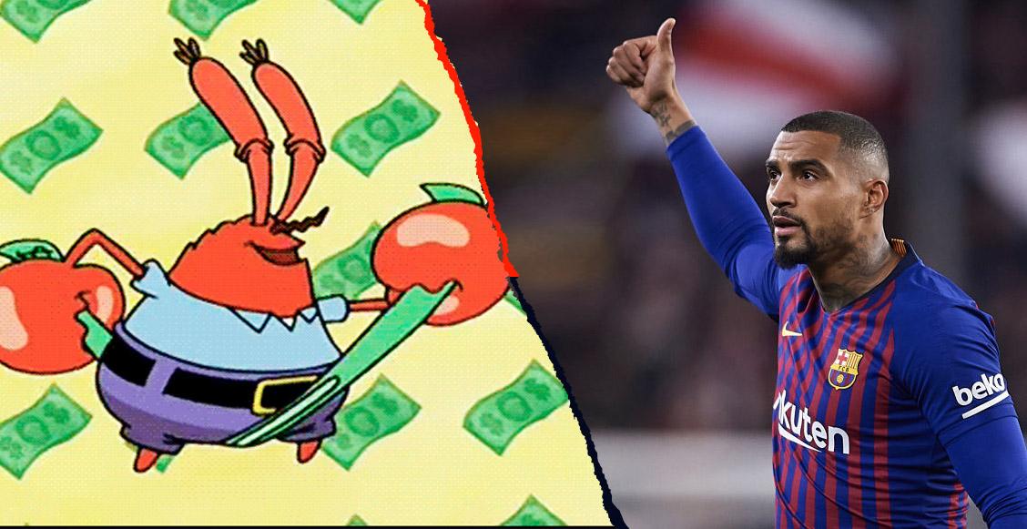 Boateng le reembolsó su dinero a un fanático por ficharlo en su 'fantasy' de la Serie A