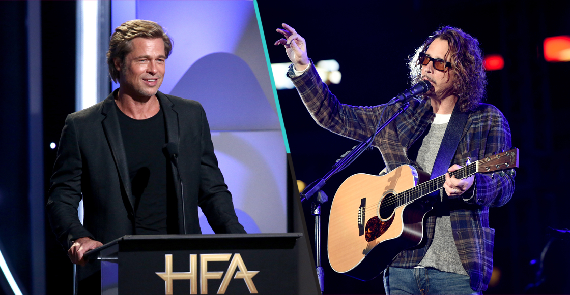 Brad Pitt producirá un documental sobre la vida de Chris Cornell