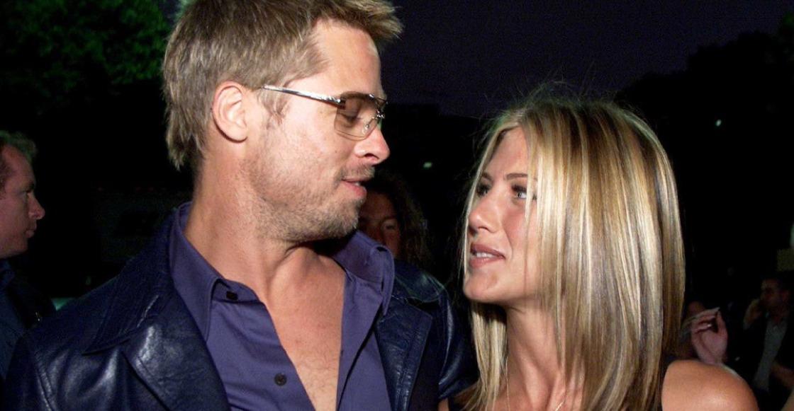 ¿Amiga date cuenta? Brad Pitt asistió a la fiesta de cumpleaños de Jennifer Aniston
