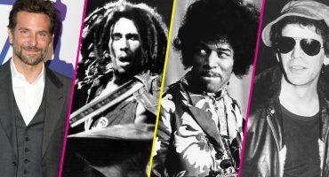 Bradley Cooper vs. Bob Marley, Jimi Hendrix y The Velvet Underground: ¿Quién ha ganado más Grammys?