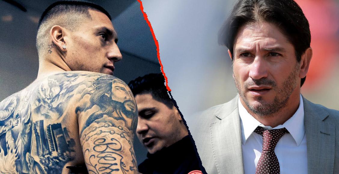 Marioni atacó con todo a Nico Castillo:
