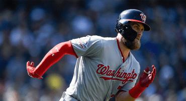 Bryce Harper consigue el contrato más jugoso de la agencia libre en la MLB