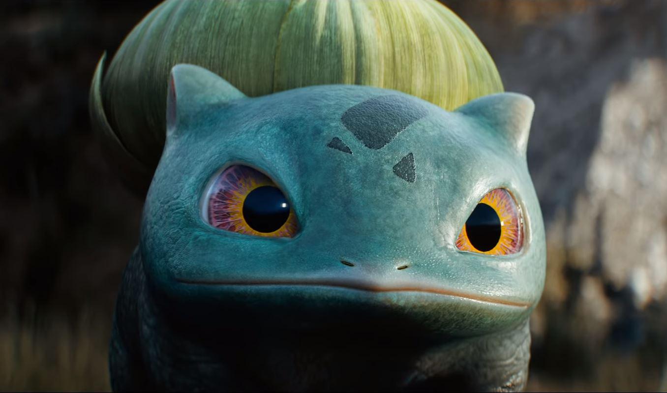 Bulbasaur - Detective Pikachu