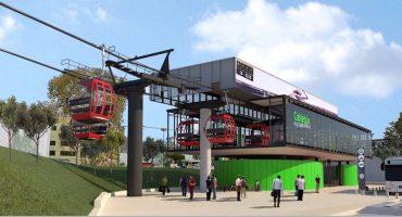 ¡Súbale que habrá lugares! Estas son las cuatro rutas del Cablebús que llegará a la CDMX