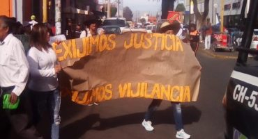 Encuentran cadáver de maestra desaparecida en el municipio de Chalco