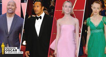 #10YearChallenge de los Oscar: Así ha cambiado la alfombra roja