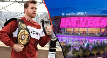 'Canelo' Álvarez vs Jacobs será en la T-Mobile Arena y así le ha ido al mexicano ahí