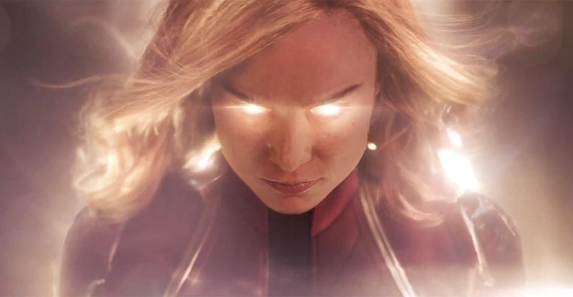 ¡Puros 90! Estas son las primeras reacciones y revelaciones de 'Captain Marvel'
