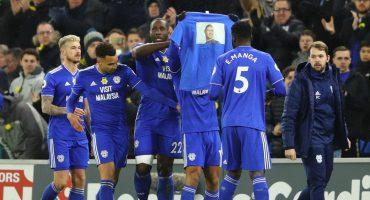 Con dedicatoria a Emiliano Sala, Cardiff venció al Bournemouth