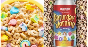 Tu cereal en una lata: Lanzan una cerveza... ¿sabor Lucky Charms?