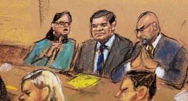 Arrestan a hombre que se hizo pasar como familiar del Chapo en la corte en Brooklyn