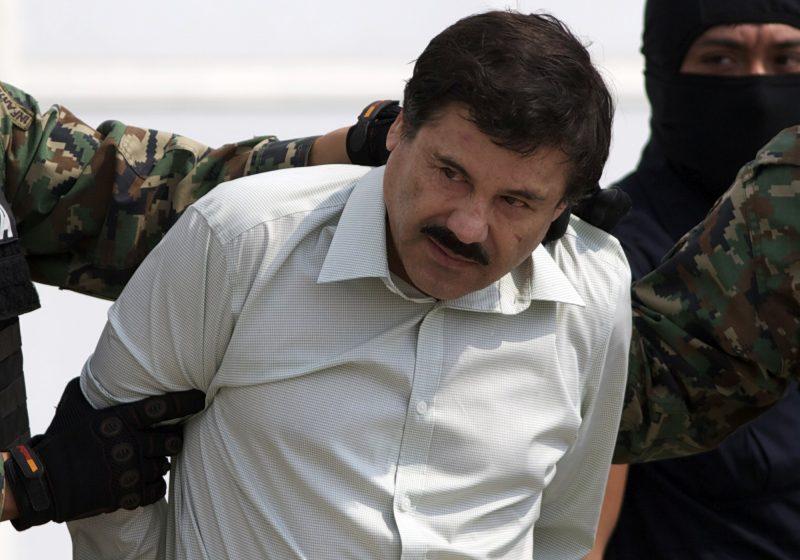 Que muro fronterizo se pague con dinero del Chapo, propone senador Ted Cruz