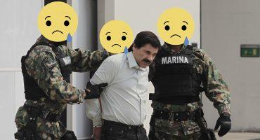 """¿Por qué algunas personas se """"Entristecen"""" en Facebook con la noticia del Chapo?"""