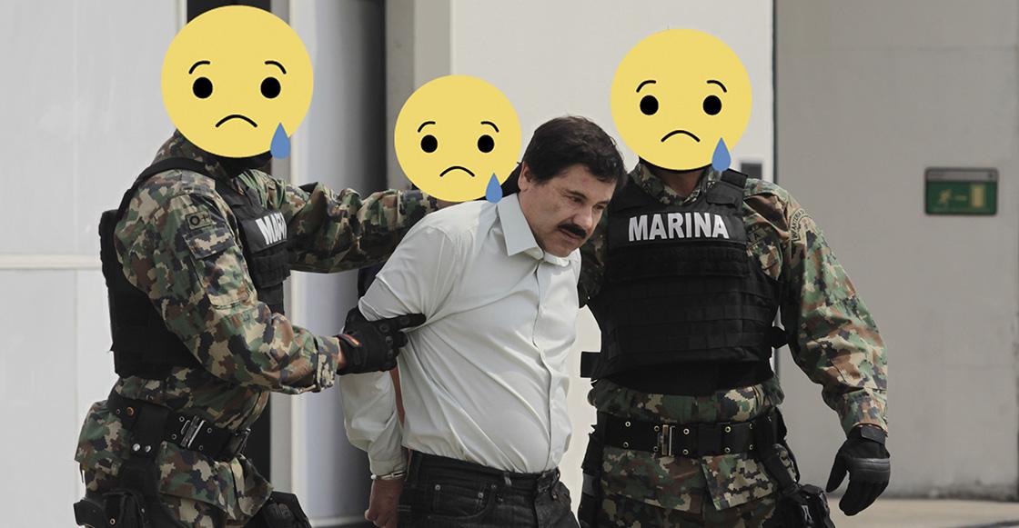 """¿Por qué algunas personas se """"Entristecen"""" en redes con la noticia de El Chapo?"""
