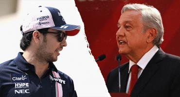 Recuperar el GP de México tardaría al menos 30 años, dice Checo Pérez