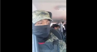 PGJ-CDMX y Fiscalía General investigan video atribuido a Cártel de Jalisco Nueva Generación