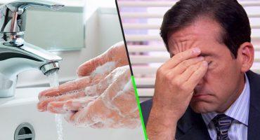 Conductor de Fox dice que no se ha lavado las manos en 10 años y esta fue su explicación