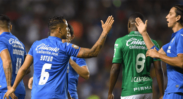 León y Cruz Azul firman empate con autogoles en la Copa MX 🤦🏻♂️