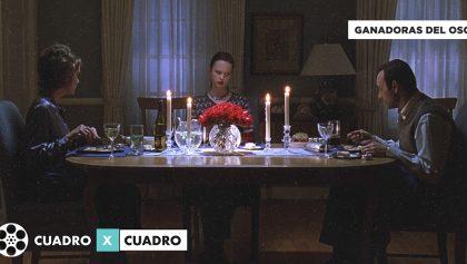 CuadroXCuadro: 'American Beauty' y la verdadera tragedia de la familia americana