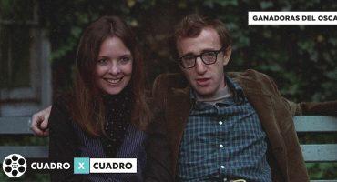 CuadroXCuadro: 'Annie Hall' o todo lo que no debes hacer en una relación