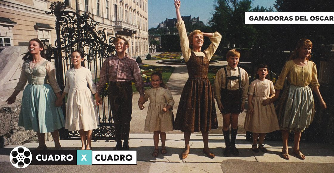 CuadroXCuadro: 'La novicia rebelde', el musical más exitoso de todos los tiempos