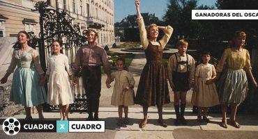 CuadroXCuadro: 'La novicia rebelde' y el éxito taquillero de los musicales