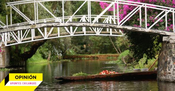 Apuntes chilangos: Cuajimalpa o cómo perder un río