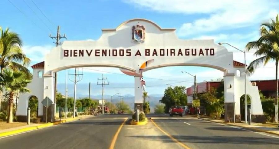 entrada, Badiraguato, Sinaloa