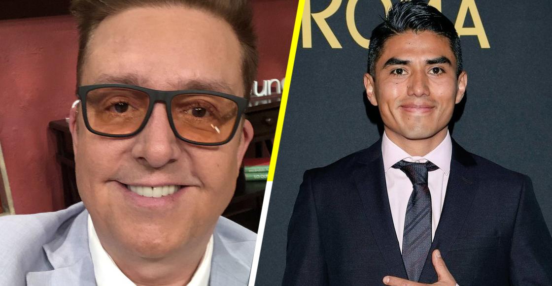 A la Goyri: Daniel Bisogno dice que actor de ROMA